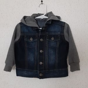 Toddlers jean jacket